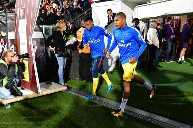 PSG : Pierre Ménès annonce un duo Neymar-Mbappé d'enfer !