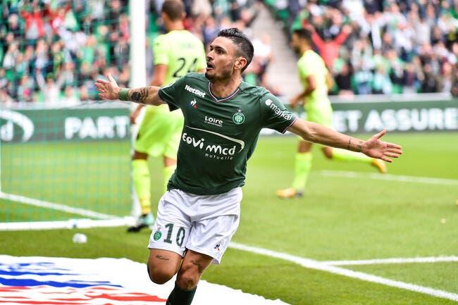 Saint-Etienne - Angers : 1-1