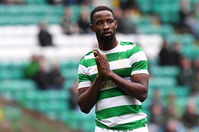LdC : Moussa Dembélé toujours incertain pour Celtic-PSG