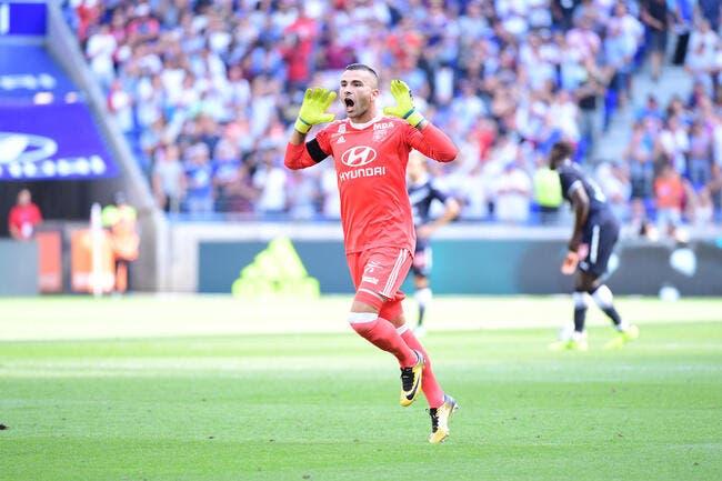 OL : Limassol ou PSG... Anthony Lopes pense à la finale !