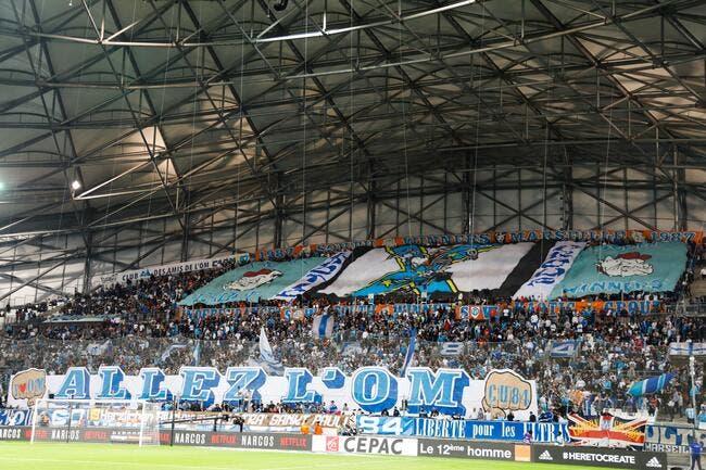 OM : Le Virage Nord du Vélodrome sera fermé jeudi en EL