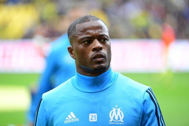 OM : Evra fait une bonne action à Marseille... mais pas sur le terrain