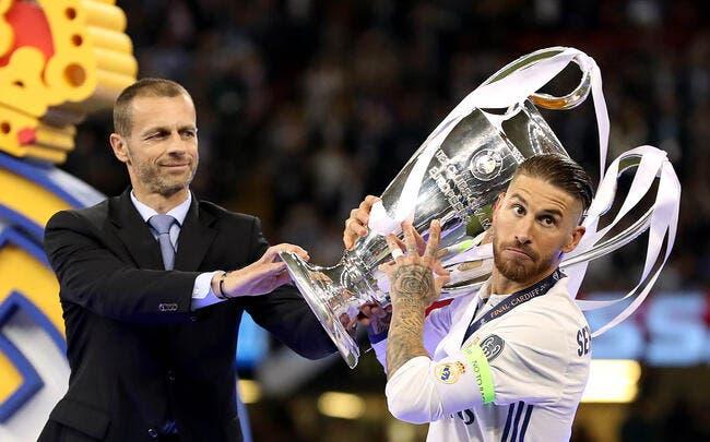 PSG : L'incroyable et terrifiante confidence du patron de l'UEFA sur le PSG !