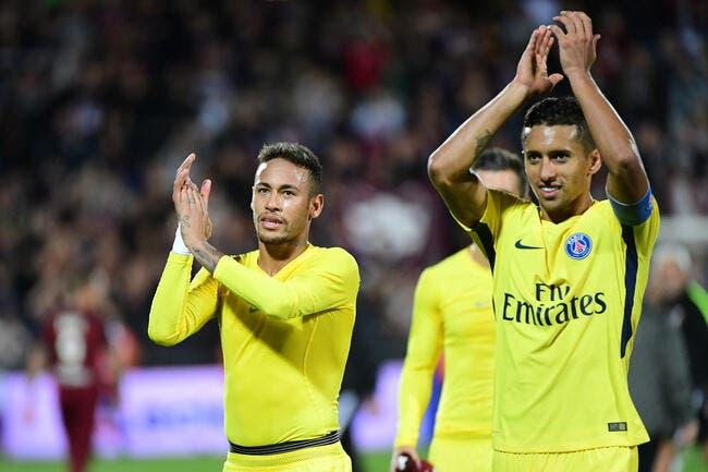 PSG : La marque Neymar vaut bien 222ME balance Maldini