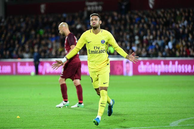 PSG : Paris a l'expérience pour gagner la LdC affirme Neymar