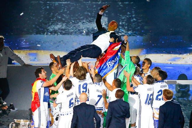 Real Madrid : Les joueurs et le staff vont toucher une prime de folie