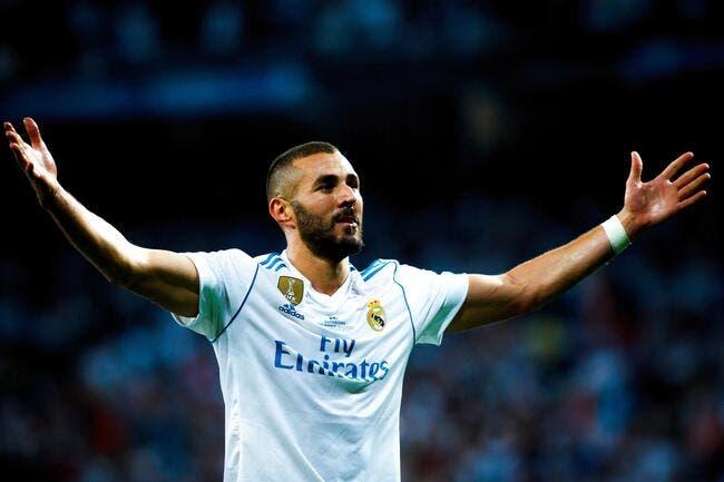 Real Madrid : Une clause d'un milliard d'euros pour Benzema !