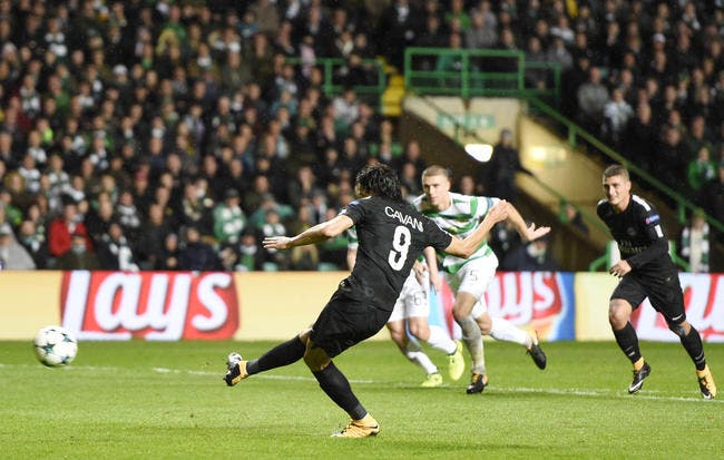 Celtic Glasgow – PSG 0-5