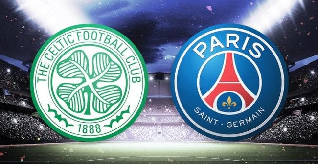 Celtic Glasgow - PSG : les compos (20h45 sur bein Sport 1)