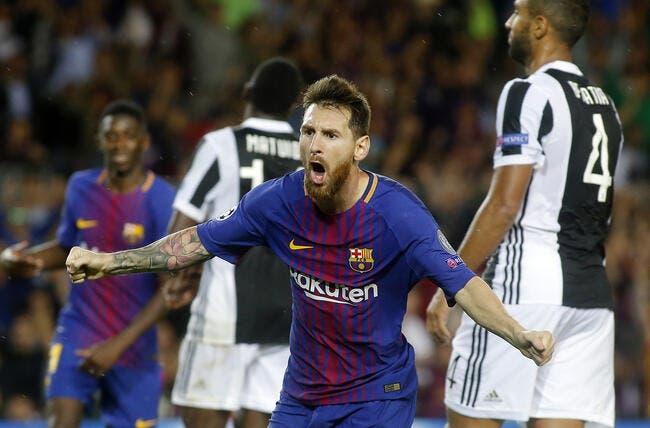 FC Barcelone - Juventus 3-0