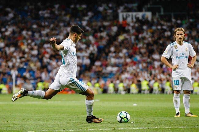 Liga : Zidane ose la comparaison Messi - Asensio au Real