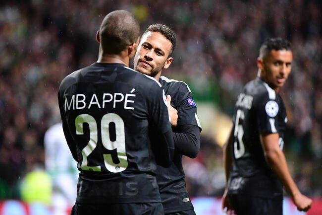 PSG: La MCN à Paris, c'est huit buts en deux matchs