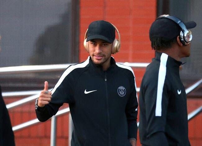 PSG : Neymar voit Mbappé aller très loin