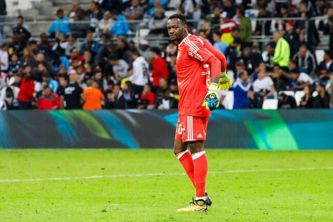 EL : Mandanda forfait pour OM-Konyaspor !