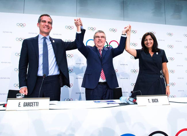 JO : Paris organisera les Jeux Olympiques 2024 !