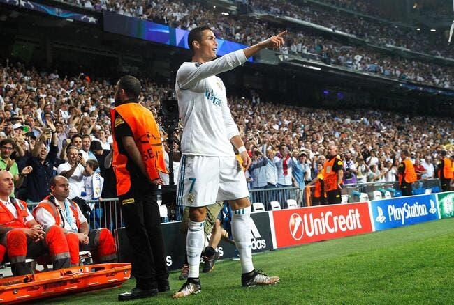 LdC : Cristiano Ronaldo, des chiffres totalement fous !