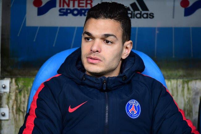 Ben Arfa réintégré vendredi — PSG