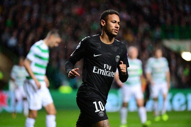 PSG : La facture de Neymar passe de 222ME à 231ME et Paris paie cash