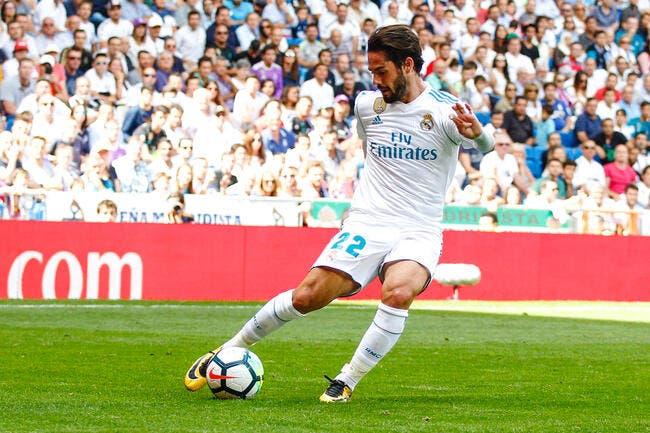 Officiel : Le Real Madrid blinde Isco avec une énorme clause !