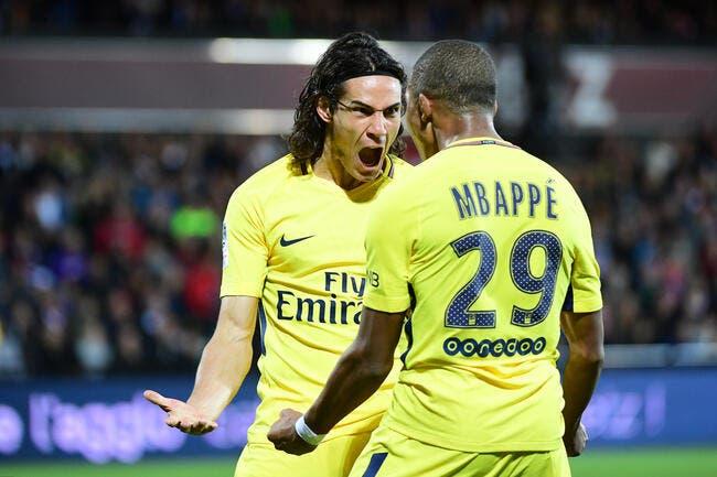 Cavani a été rassuré par Emery & Neymar !