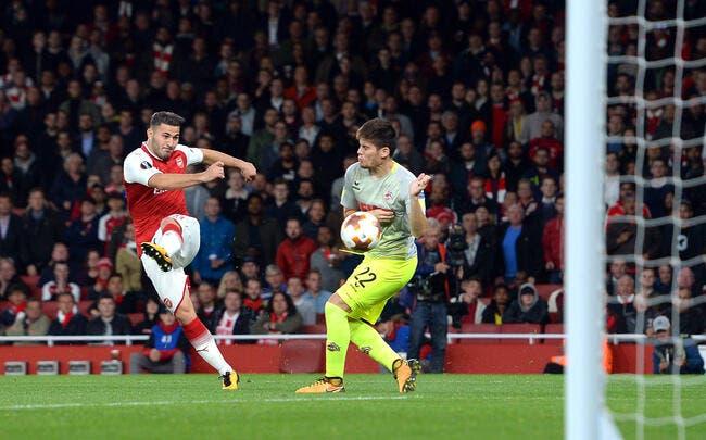 Arsenal - Cologne 3-1