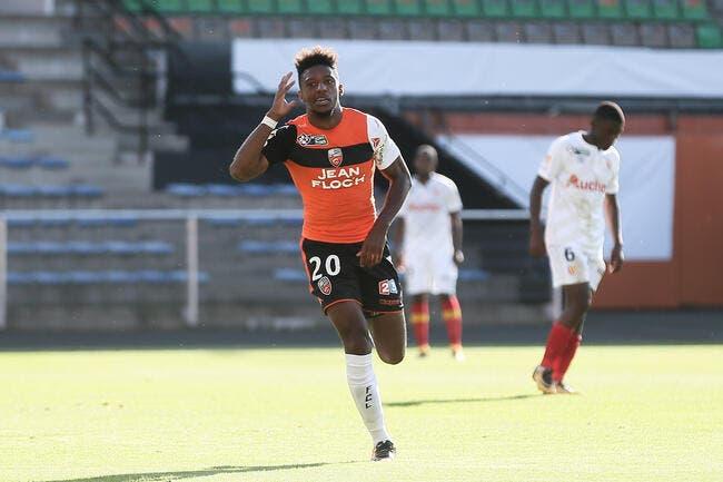 L2 : Lorient continue de briller, Lens coule pour de bon
