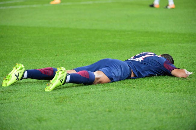 Adrien Rabiot incertain contre Lyon — PSG