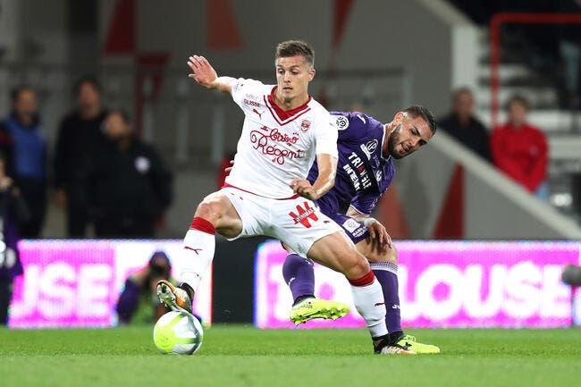 Toulouse - Bordeaux : 0-1
