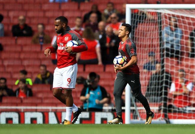 Arsenal : Lacazette n'était pas prêt pour la Premier League