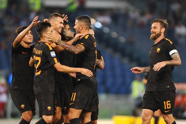 AS Rome - Hellas Vérone : 3-0