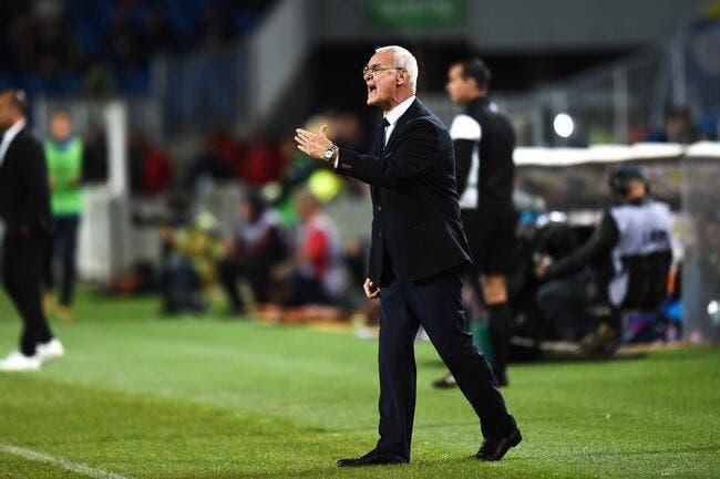 FCN: Ranieri promet du spectacle… quand le PSG viendra