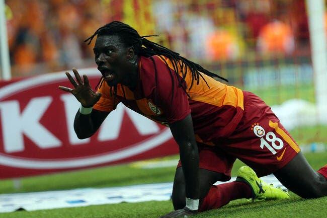 Galatasaray : Gomis rugit plus fort depuis son départ de l'OM