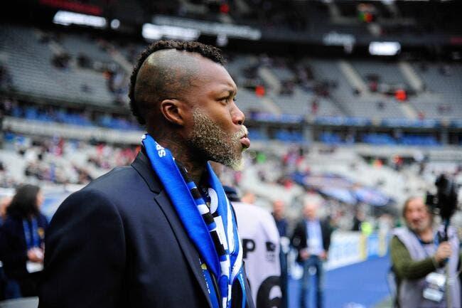 L'affaire Valbuena pourrit la vie de Djibril Cissé