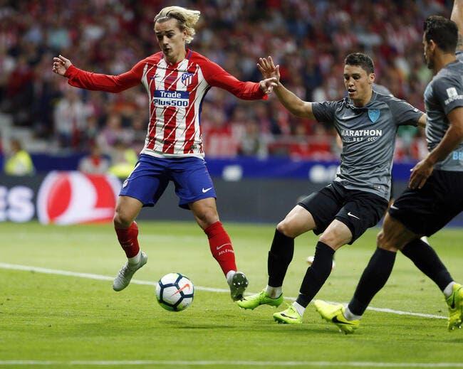 Liga : L'Atlético et Griezmann brillent au Wanda Metropolitano