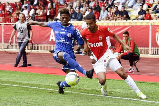 Monaco - Strasbourg : 3-0