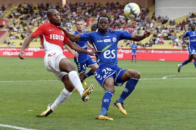 RCSA : Thierry Laurey s'en prend à l'arbitre à Monaco