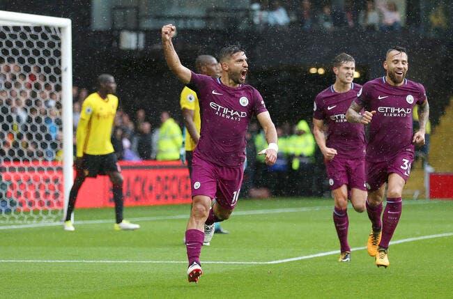 Watford - Manchester City 0-6