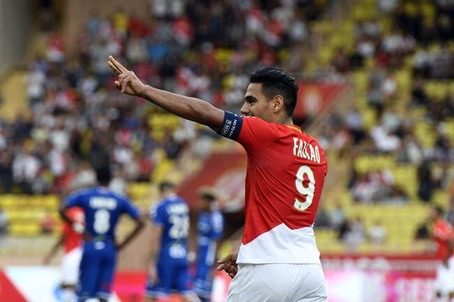 ASM: Falcao l'avoue, il veut mettre Neymar et Cavani à l'amende