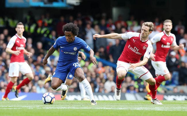 Chelsea - Arsenal : 0-0