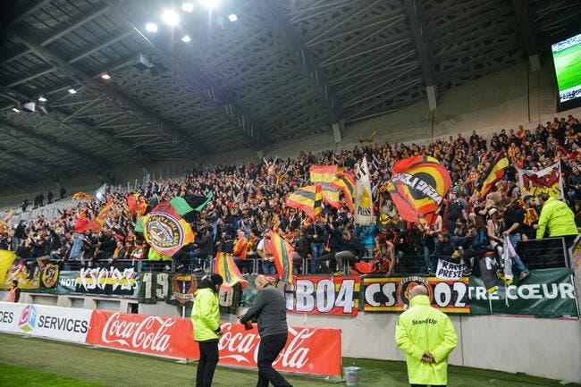 Foot - Ligue 2 : Lens remporte sa première victoire