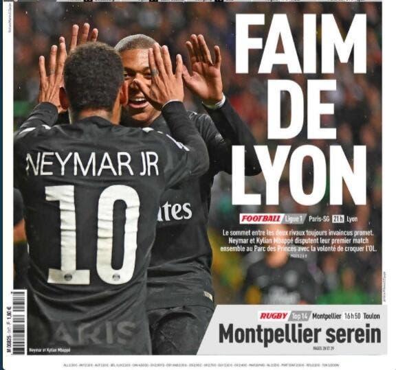 Neymar demande le départ de Cavani — Coup de tonnerre
