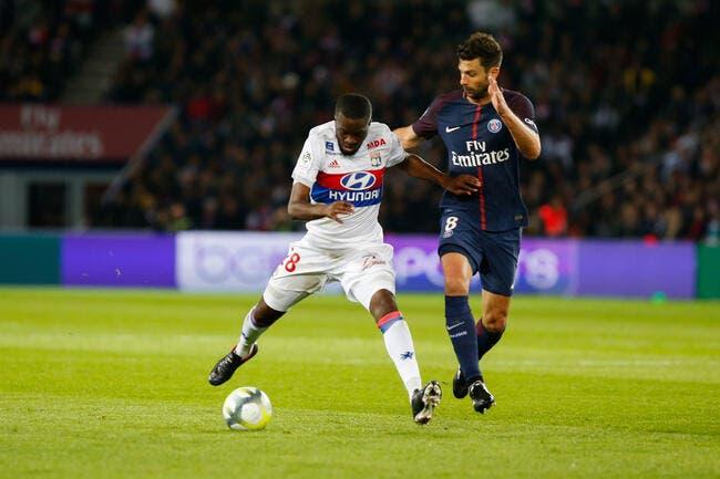 L1 (J6) : Les compos de PSG - Lyon
