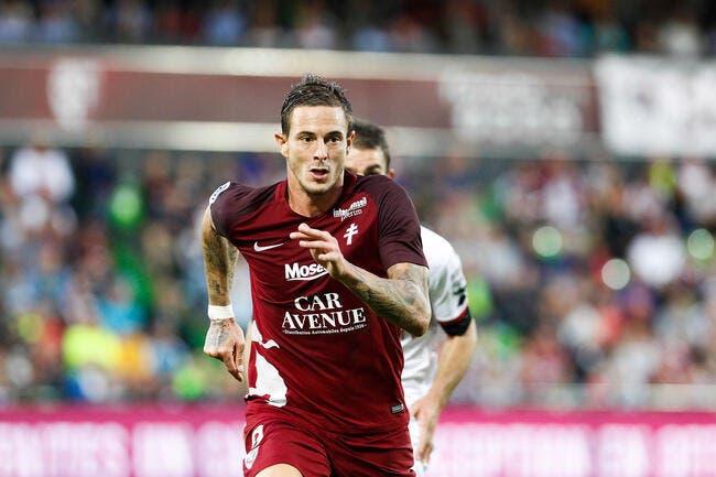Roux lance enfin la saison de Metz à Angers