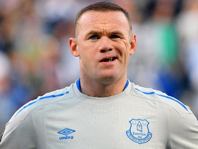 Angleterre: Rooney privé de permis pour deux ans