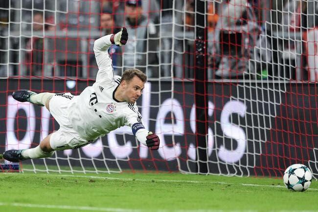 Bayern : Neuer blessé et absent contre le PSG en LdC ?