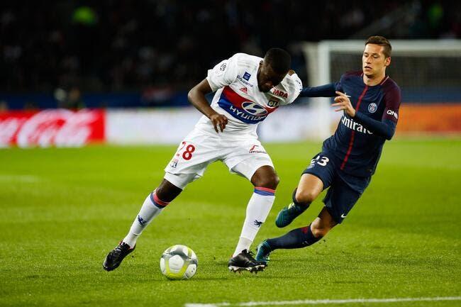 PSG - Lyon : suivez le match en direct