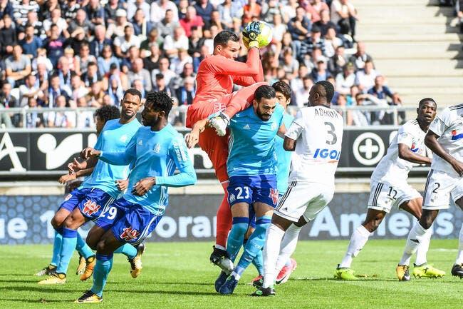 OM : Yohann Pelé a joué blessé face à Amiens