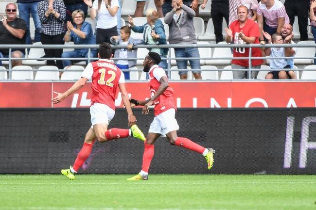 L2: Reims cartonne, Lorient craque, changement de leader