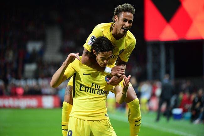 PSG : La dernière folle rumeur sur la brouille Cavani-Neymar