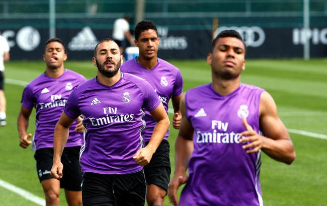 Karim Benzema prolonge son contrat — Real Madrid